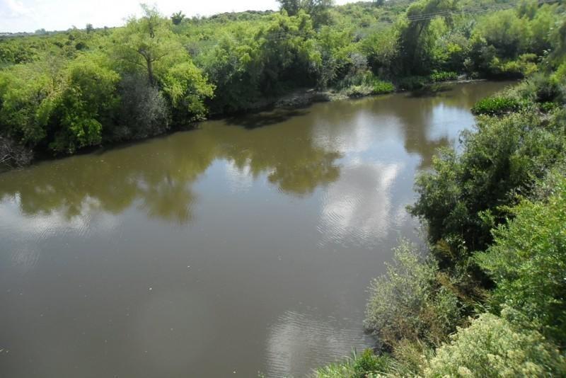chacra sobre río rosario