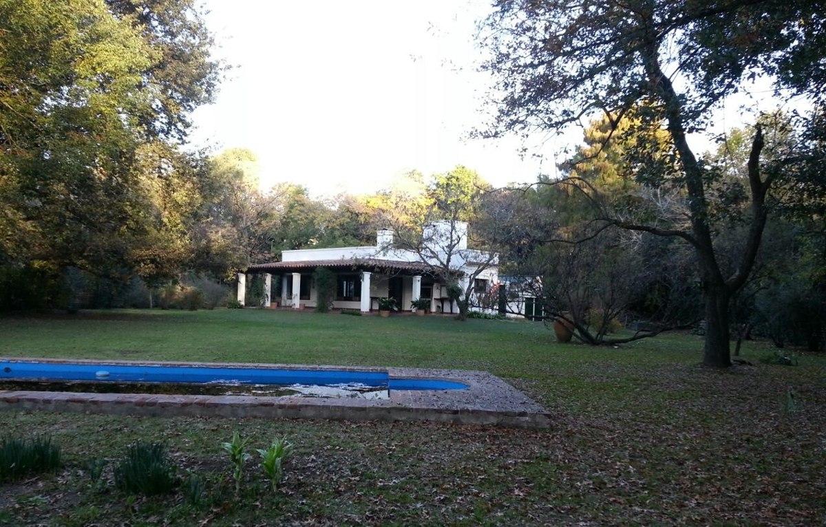 chacras de freixas - casa 4 amb. con piscina