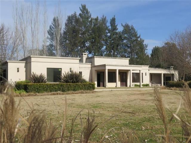 chacras de murray 100 - pilar - casas casa - venta