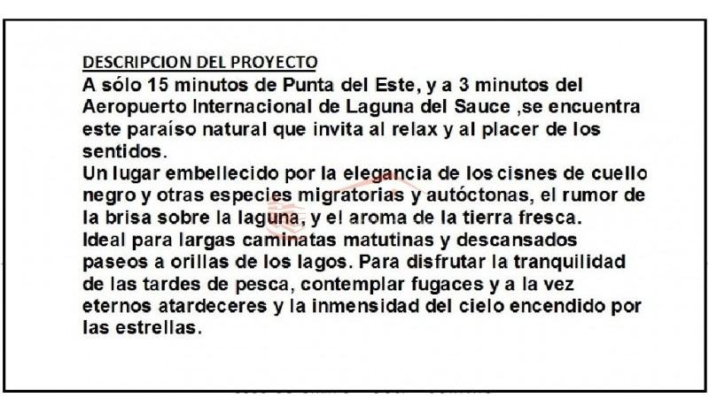 chacras en uruguay, punta del este- ref: 21507