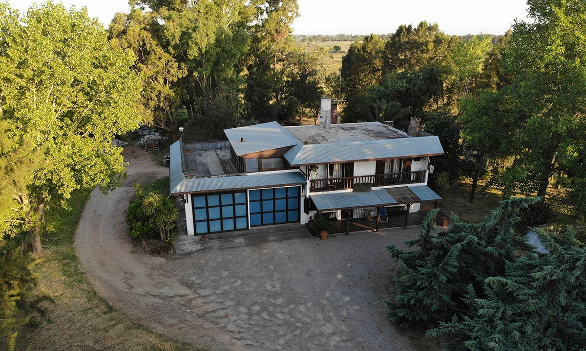 chacras venta 7 hás casa y piscina en canelón chico