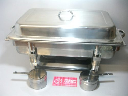 chafer acero inoxidable