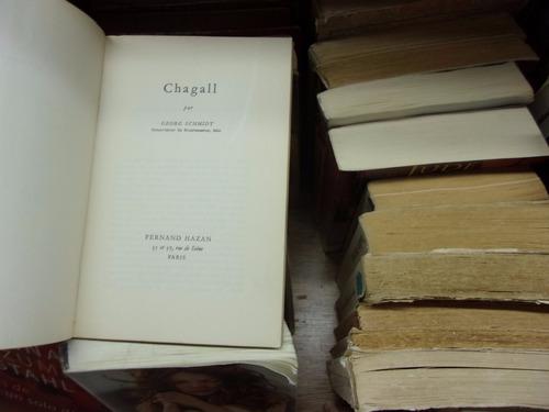 chagall - georg schmidt (a)