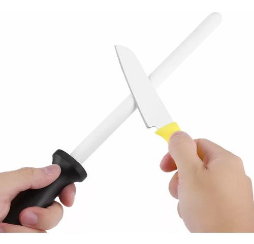 chaira afilador de cuchillos profecional cocina restaurante