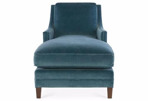 chaise longue super luxo aprillia - design italiano