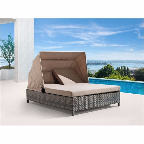 chaise lounge doble para exterior siesta key by samma home