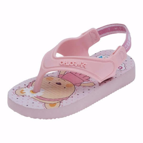 chala baby niña rosada pimpolho