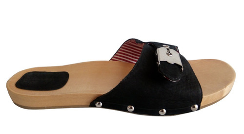 chalas de madera marca eddie bauer nro. 34 nuevas