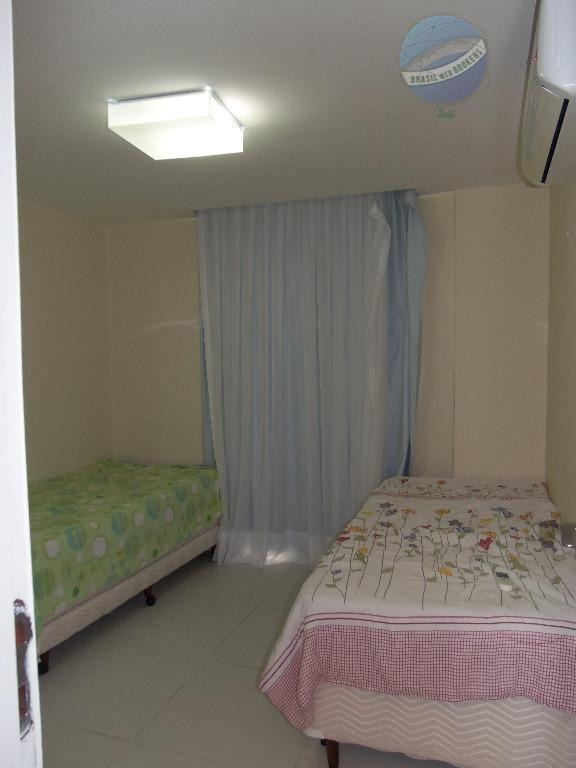 chalé com 3 quartos, a poucos metros da praia de pirangi - amanari chalés - ca0029