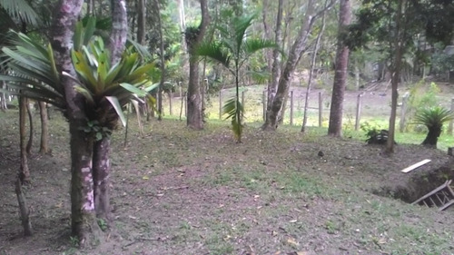 chalé em juquitiba de fácil acesso e belo bosque