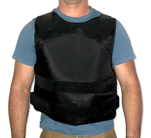 chaleco anti punzón y anti balas, propósito dual, unico