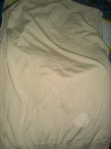 chaleco bally talla 40 de cashmere