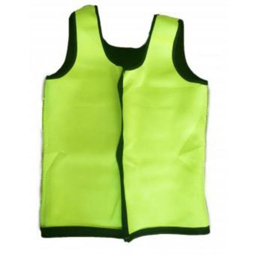 chaleco camiseta hot slim belt fit neotex reductor-negro