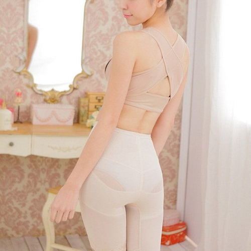 chaleco corrector postura mujer espalda jorobas busto ch md