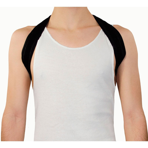 chaleco corrector postura soporte ajustable unisex
