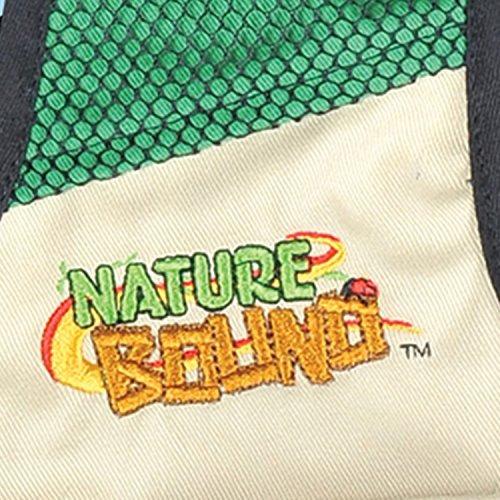 chaleco de carga para niños con cremallera, 4 bolsillos y