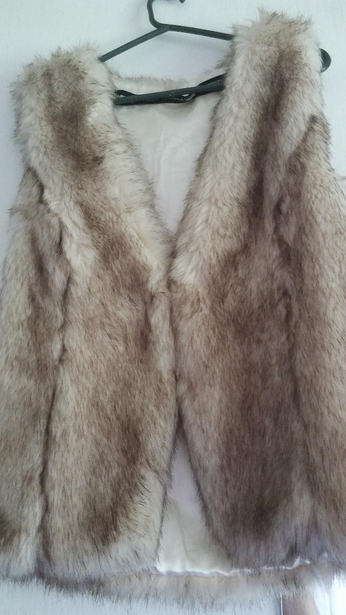chaleco de piel sintetica kosiuko abrigo de piel sintetica. Cargando zoom. 2f6ad13fad4d
