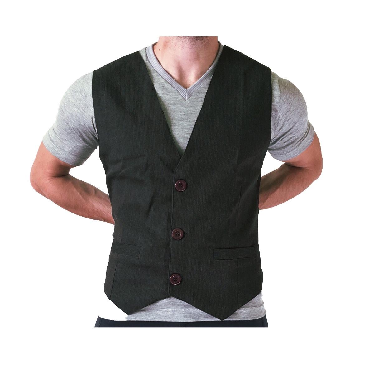 Chaleco De Vestir Para Hombre -   199.00 en Mercado Libre eaae7b89d12e
