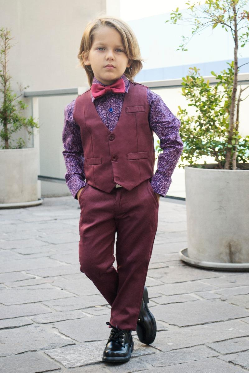 a492ece39 chaleco de vestir slim fit niño y juvenil. Cargando zoom.