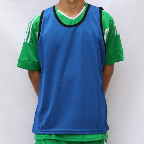 chaleco entrenamiento futbol todas tallas color 04141243836