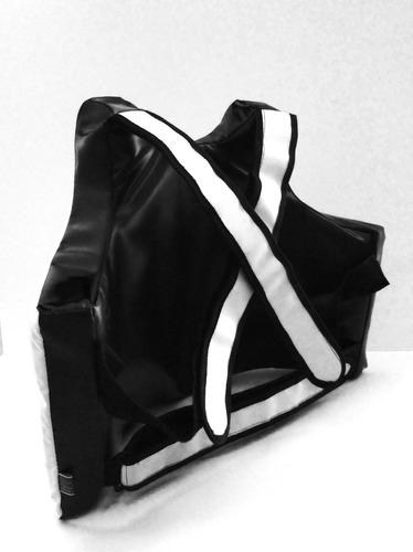 chaleco escudo de contacto compactado box artes marciales