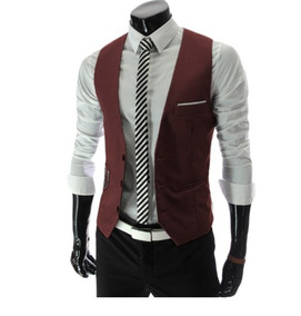05fea089f9 Chaleco Formal Casual Elegante Para Traje Camisa Con Cadena