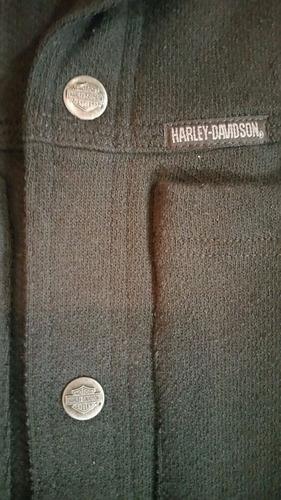 chaleco harley davidson  m