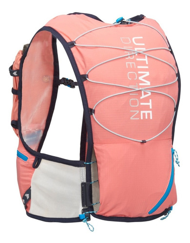 chaleco hidratante ultimate direction race vesta 4.0 coral