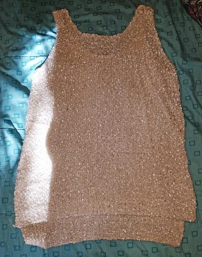 chaleco importado mujer lana