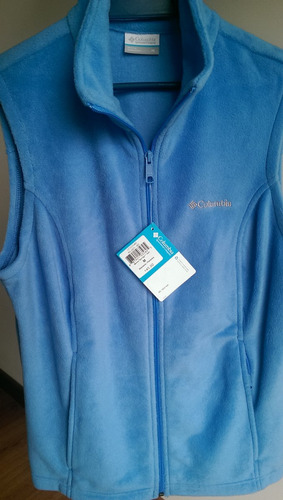 chaleco importanto marca columbia (new with tags)