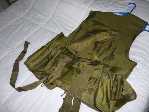 chaleco militar ideal para caza sin uso
