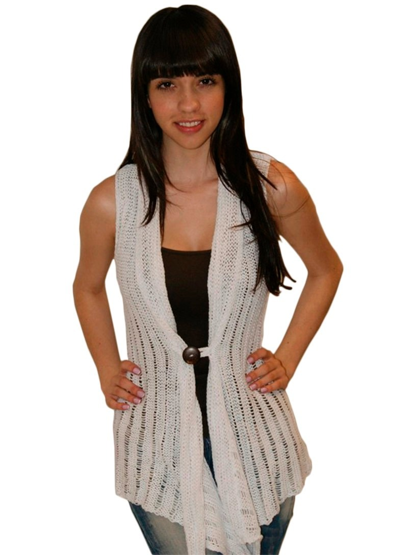 e6e54670158 Chaleco para mujer de moda ropa dama resistente elegante jpg 816x1088 Chalecos  de moda para mujer