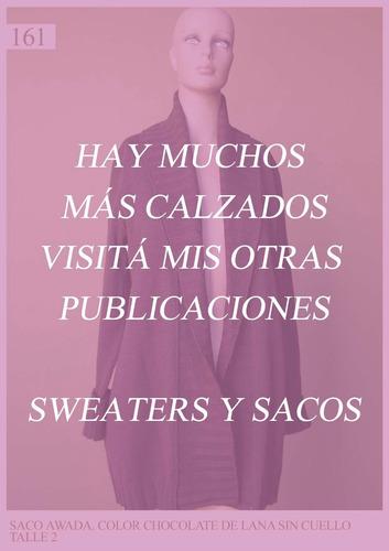 Polera Sweaters Sweater Chaleco Mujer Feria Americana -   603 c551bc04089