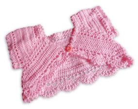 03176417b Patrones De Chalecos Circulares Tejidos A Crochet Gratis - Ropa y ...