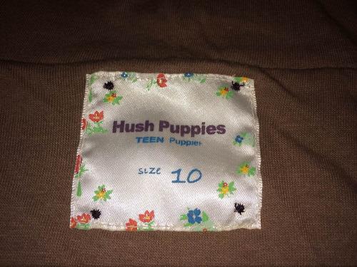 chaleco niña hush puppies talla 10
