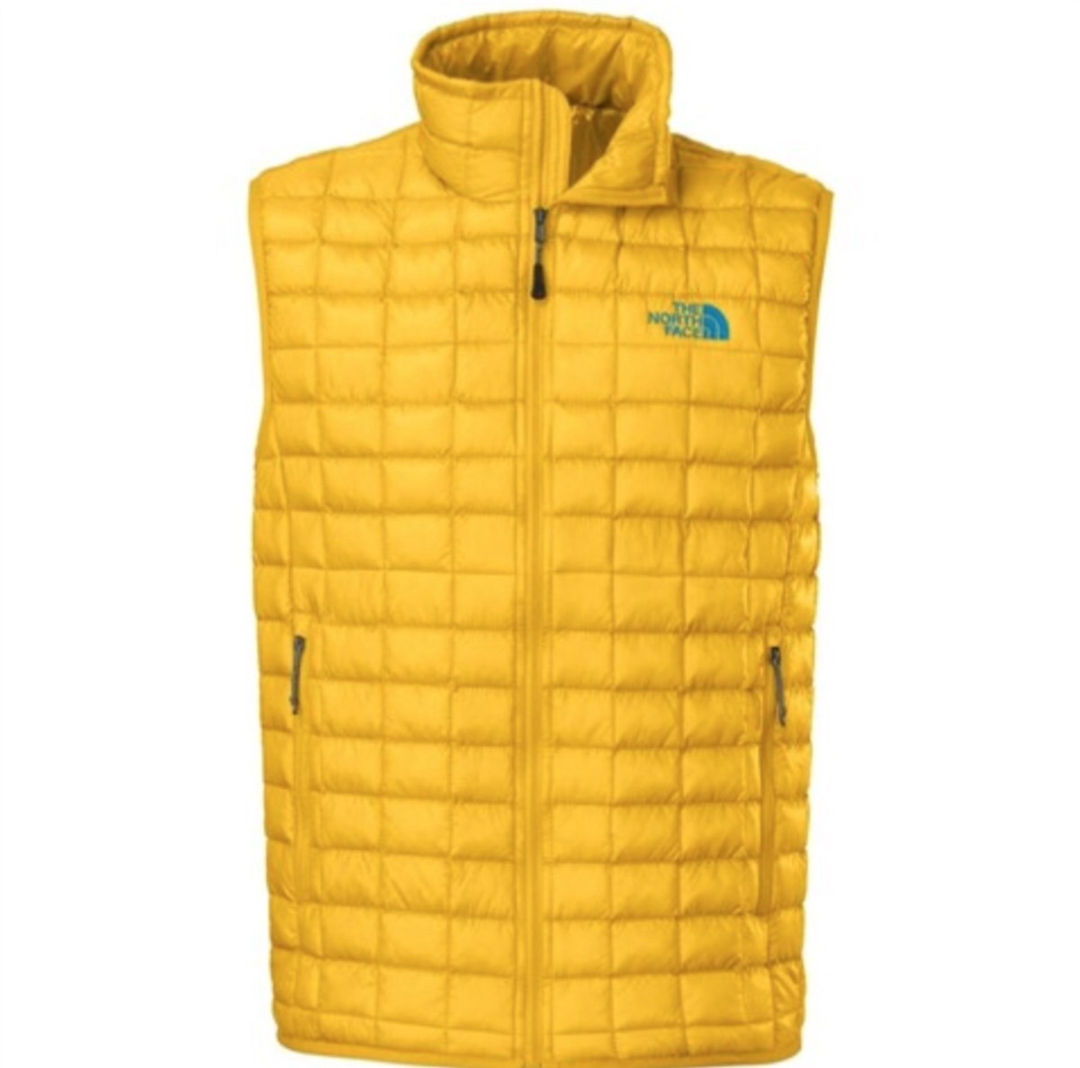 chaleco thermoball north face