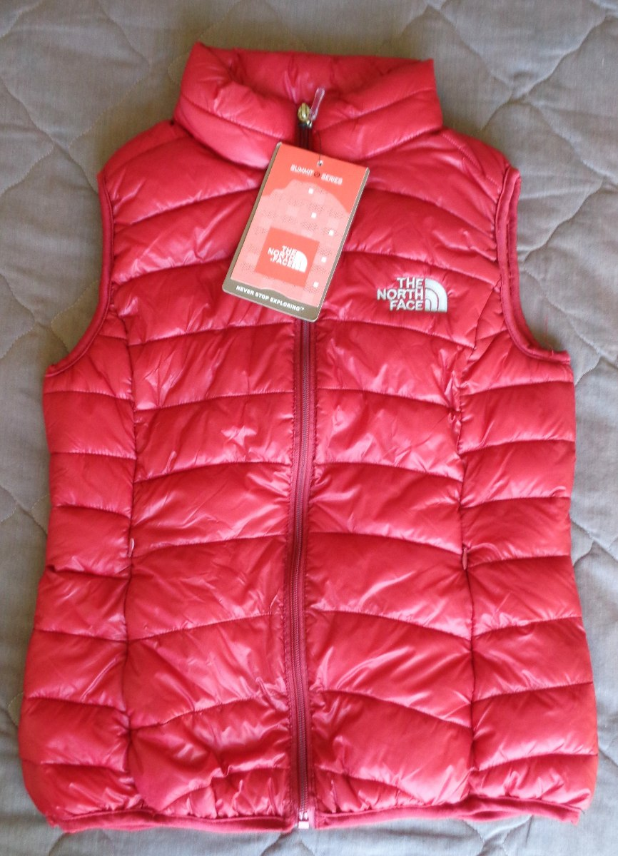 chalecos mujer north face