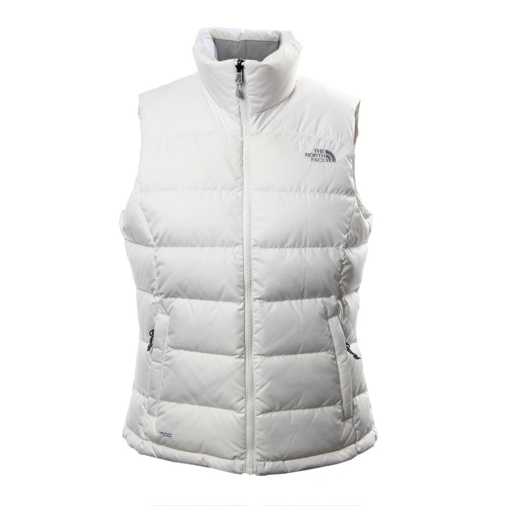 chalecos plumas north face