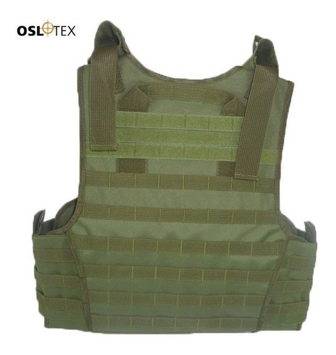 chaleco p. carrier americano miltar, policial, airsoft 1000d