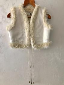 cb911df76 Chaleco Piel Sint Sky Rapsodia Italia Jeans Campera