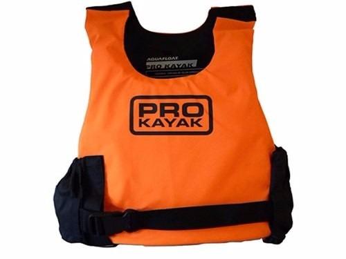 chaleco pro kayak aquafloat talle 10 (no envios)