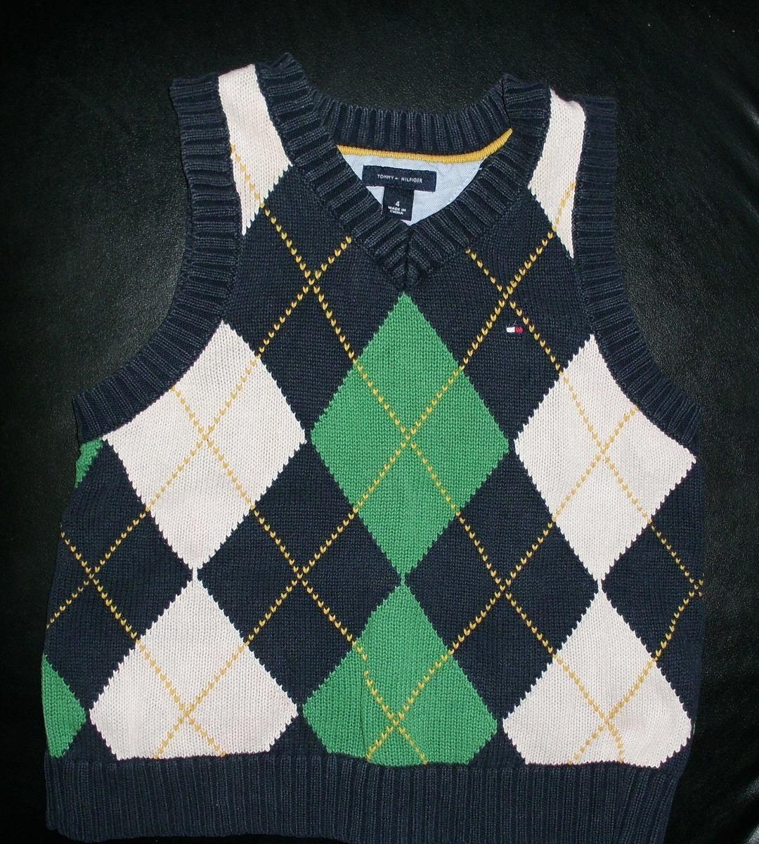 0c76adadd4e chaleco pullover de lana tommy hilfiger t 5 . niños. Cargando zoom.