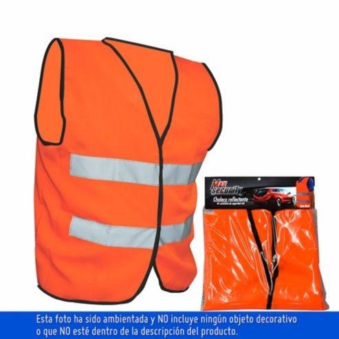 chaleco reflectante kit de carretera sh1