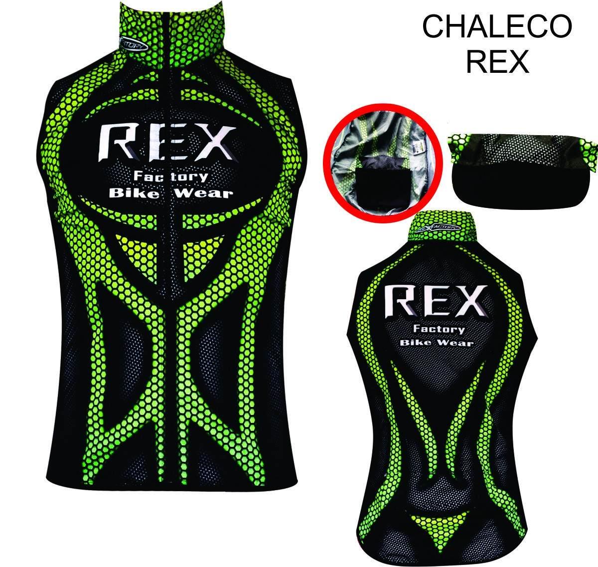 Chaleco Rompe Viento Impermeable Ciclismo Personalizado
