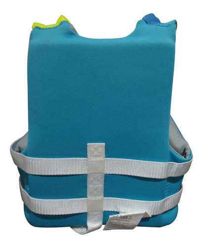 chaleco salvavidas de hidropreno para niño marca stearns