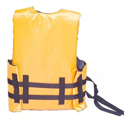 chaleco salvavidas juvenil  profesional hasta 45 kg + envio gratis