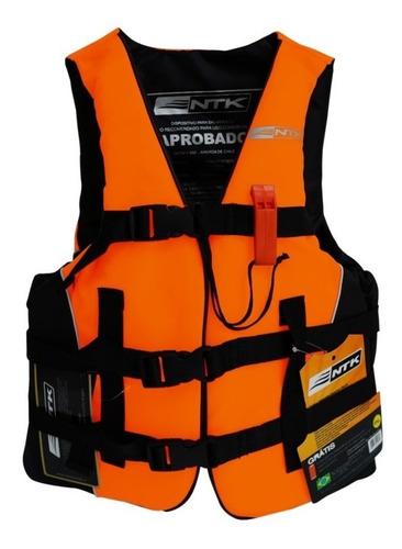 chaleco salvavidas nautika coast 110 kgs