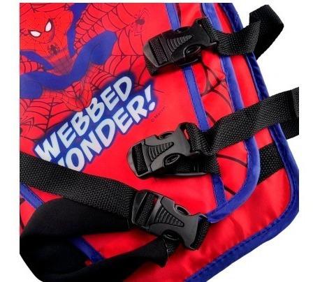 chaleco salvavidas spiderman batman superman,natacion playa