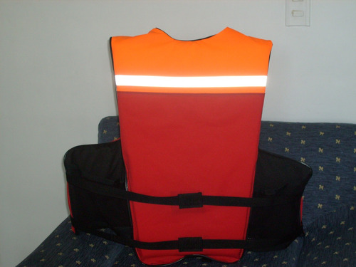 chaleco salvavidas talla m