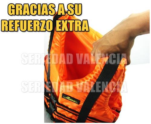 chaleco salvavidas tipo iii deportivo extremo